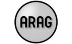 Arag logo zwartwit 1