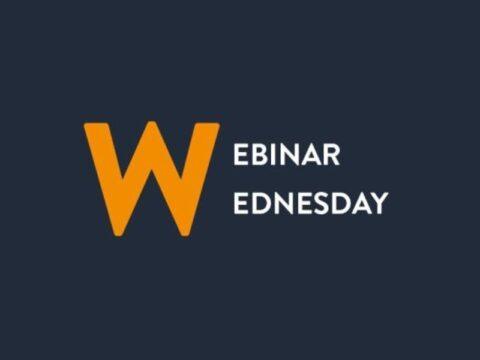 Webinar Wednesday1