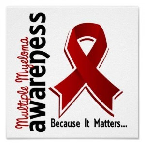 Myeloma Awareness because it matters