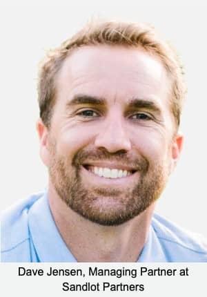 Dave Jensen, Managing Partner at Sandlot Partners