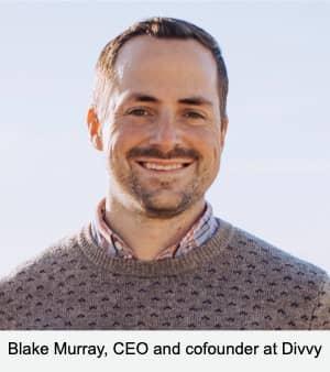 Blake Murray, CEO and cofounder at Divvy