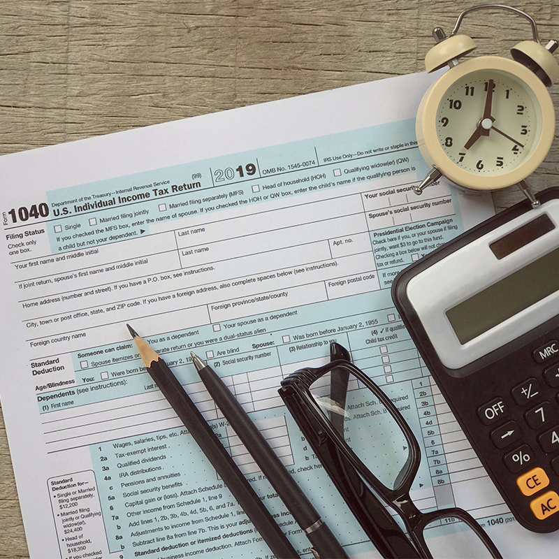 Untangling your 2020 Taxes