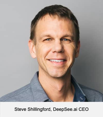 Steve Shillingford, DeepSee.ai CEO