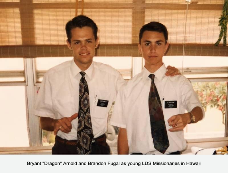 Young Elder Brandon Fugal