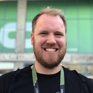 Daniel Platt at Oculus Connect, 2017