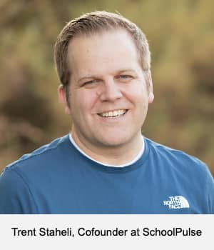 Trent Staheli, Cofounder at SchoolPulse