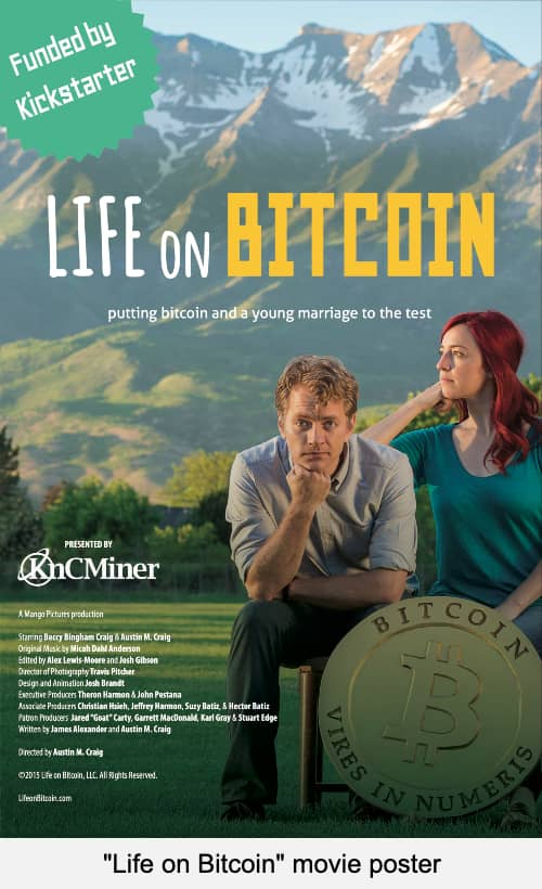Life on Bitcoin Movie Poster