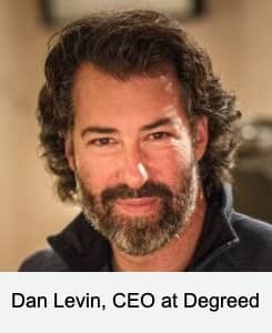 Dan Levin, CEO at Degreed