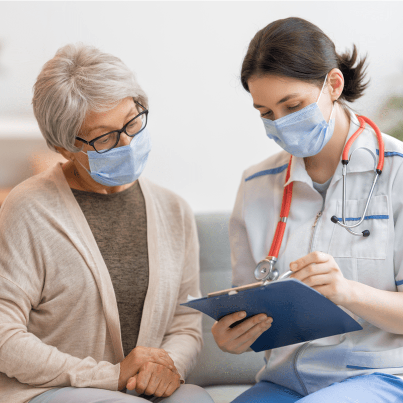 The COVID-19 SCT: A Patient and Caregiver's Perspective