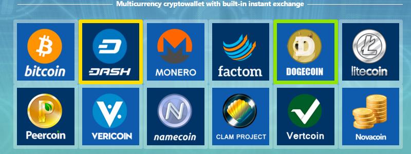 Криптовалюту можно хранить следующими способами