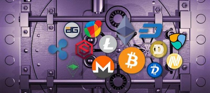 Лучшие онлайн кошельки для криптовалют 2017-2018. Часть 1
