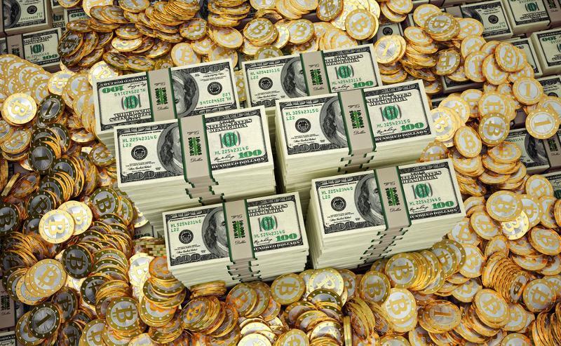 Появление криптовалютных бирж