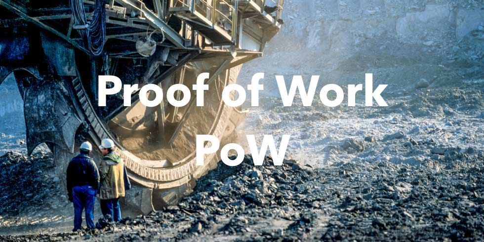 POW - Proof of works