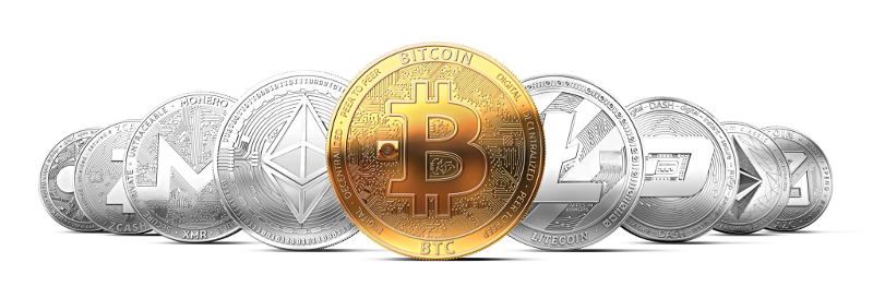 Топ-10 криптовалют 2017 года