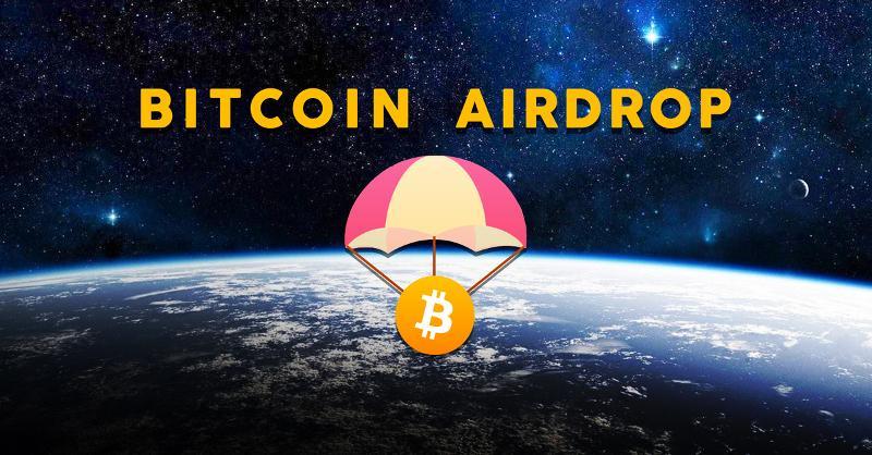 Аирдроп (Airdrop) криптовалюты
