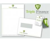 Nieuw logo, visitekaartjes, briefpapier