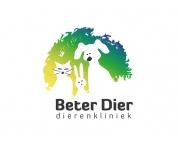 Logo voor dierenkliniek beter dier