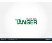 Rijschool tanger logo,slogan, flyer en dakbord