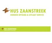 Logo honden uitlaat & opvang service