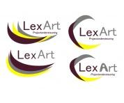 Bedrijfsnaam/logo in combinatie met een visitekaartje
