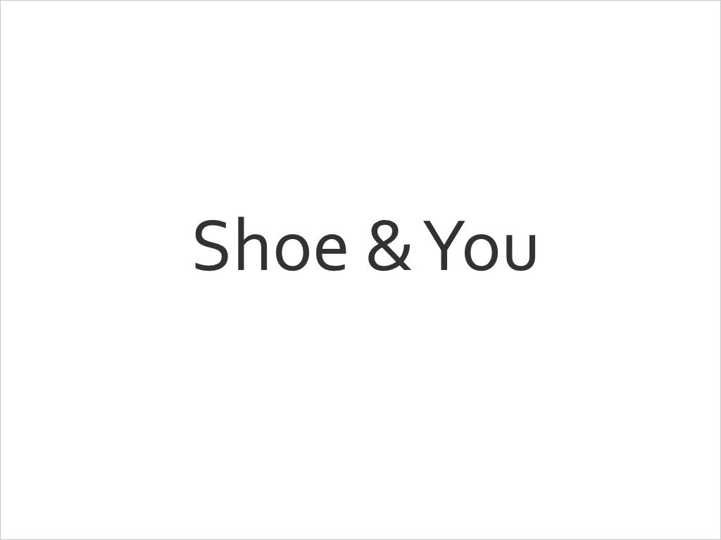 Nieuwe bedrijfsnaam voor bestaande schoenenzaak