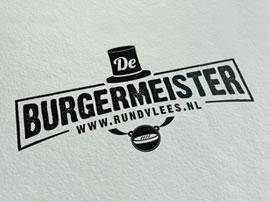 Logo auf Stempel