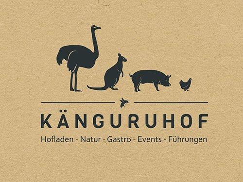 Logo für Känguruhof