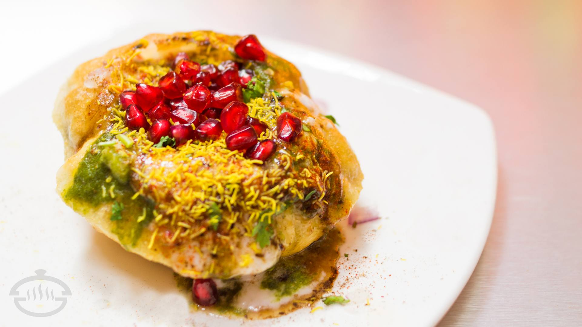 Puri Chaat – Easy Indian Snack Recipes | Diwali 2015 Recipes