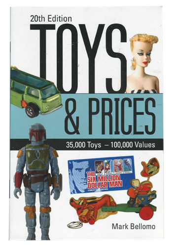 Toys & Prices: 35,000 Toys- 100,000 Values Toys & Prices: 35,000 Toys- 100,000 Values, T5932