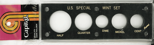 US Special Mint Set  Capital Plastics Black 2x6 US Special Mint Set  Capital Plastics Black, Capital, 11C Black