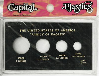 U.S. Gold Eagles  Meteor U.S. Gold Eagles , Capital, MA434G