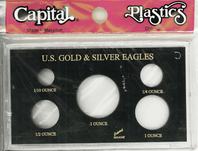 U.S. Gold & Silver Eagles Meteor U.S. Gold & Silver Eagles, Capital, MA434F