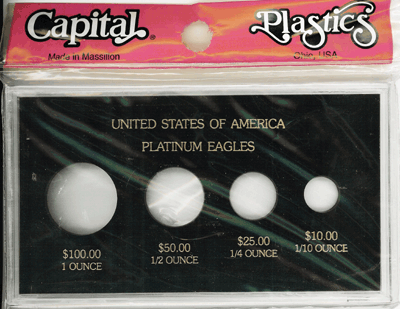 U.S. Platinum Eagles  Meteor U.S. Platinum Eagles , Capital, MA434P
