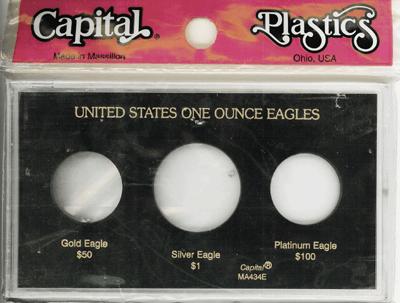 U.S. Eagles  Meteor U.S. Eagles , Capital, MA434E