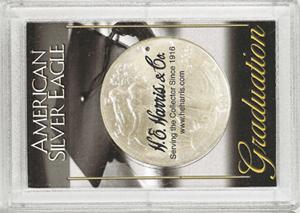 1 oz American Silver Eagle Frosty Case - Graduation