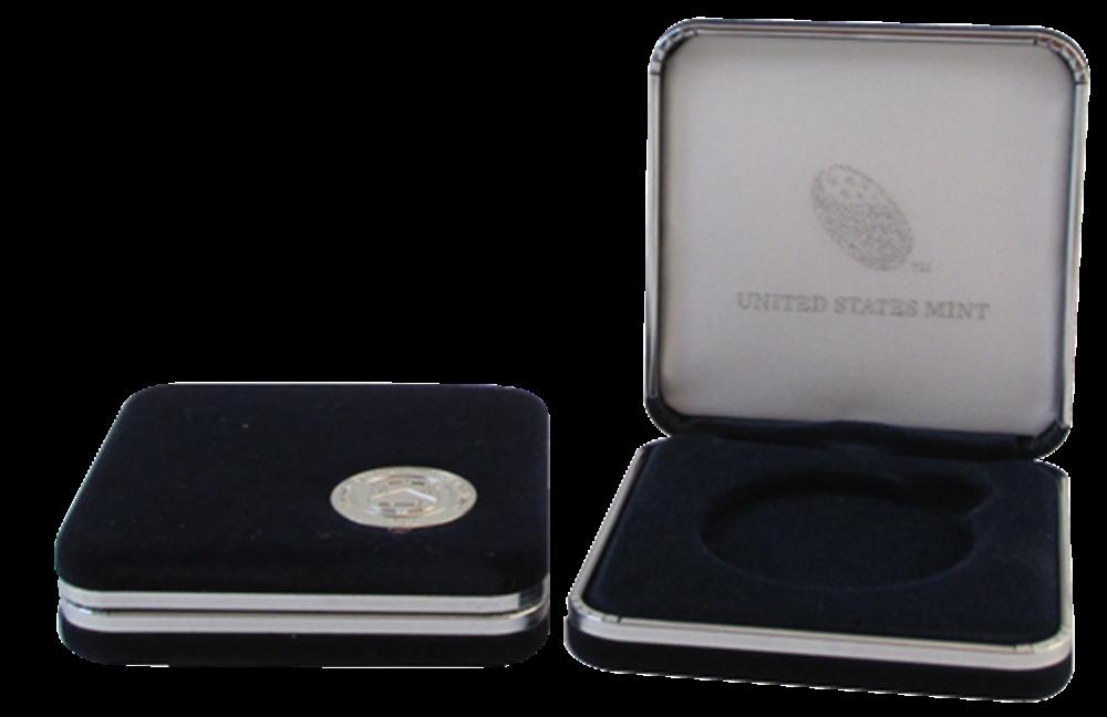 US Mint Silver Eagle Presentation Box 1 Ounce
