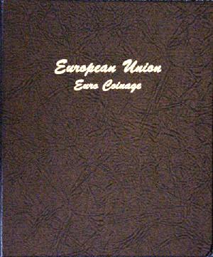 Euro Coins - Dansco Coin Album 7400