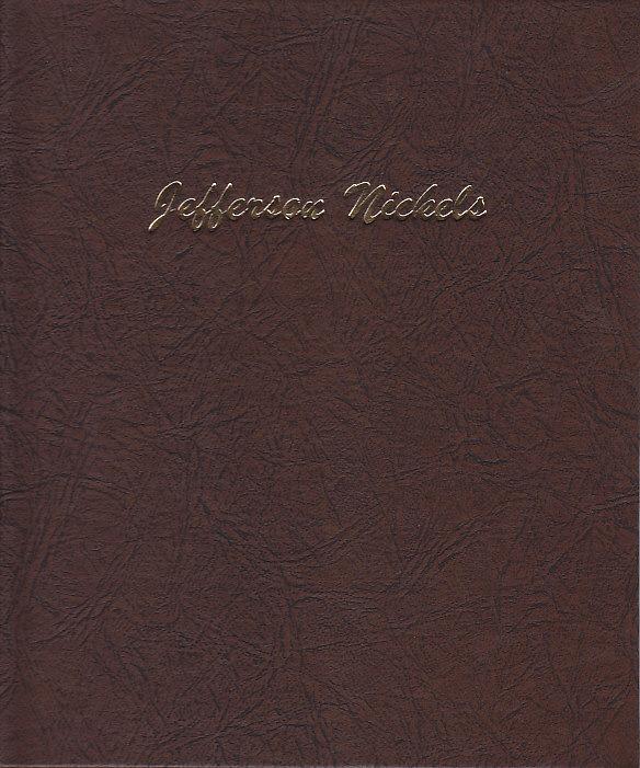 Jefferson Nickels 1938-2005 - Dansco Coin Album 7113