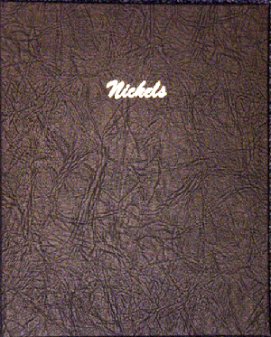 Nickels - Dansco Coin Album 7117 Nickels  Dansco Coin Album , Dansco, 7117