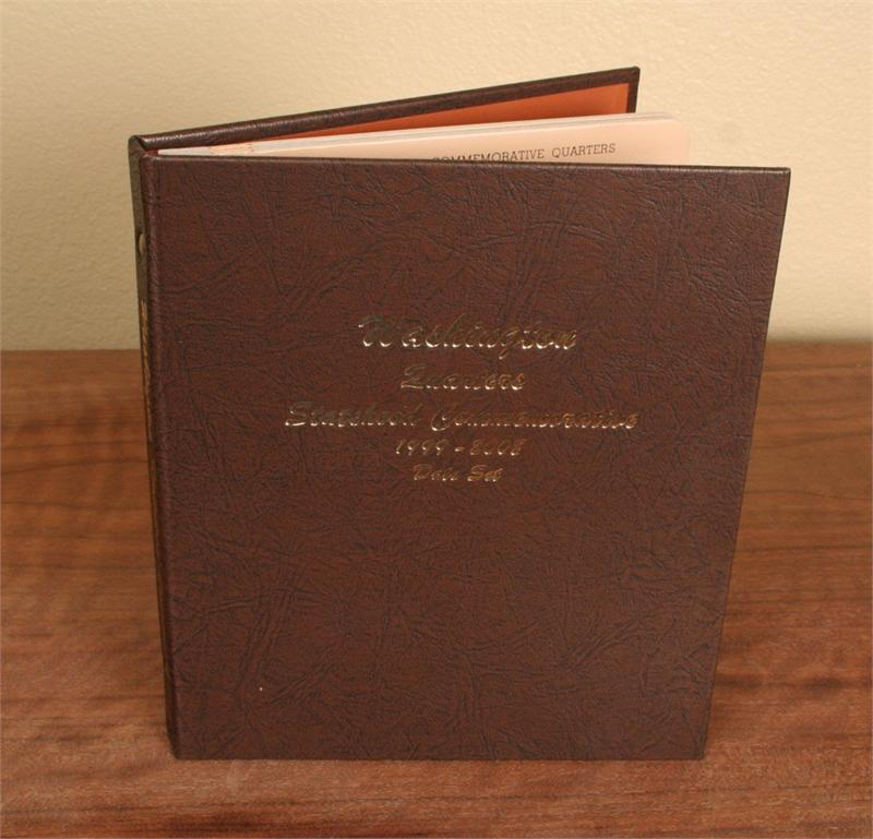 State Quarter Single Mint Mark - Dansco Coin Album 7146