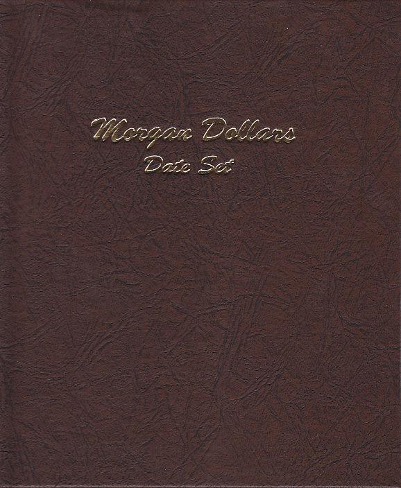 Morgan Dollars 1MM - Dansco Coin Album 7171