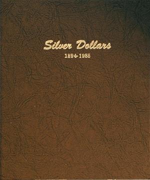 Silver Dollar - Dansco Coin Album 7174 Silver Dollar Dansco Coin Album , Dansco, 7174