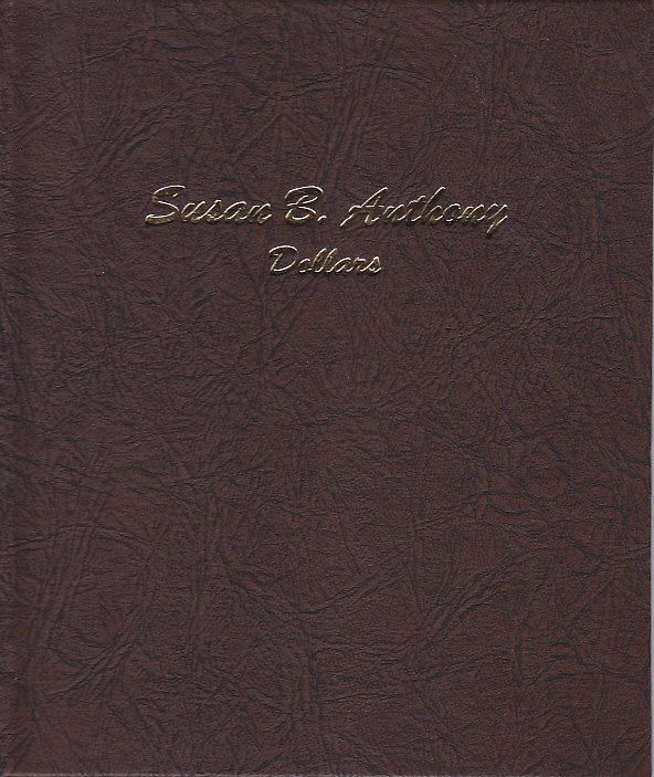 Susan B Anthony - Dansco Coin Album 7180