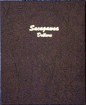 Sacagawea Dollars - Dansco Coin Album 7183 Sacagawea Dollars Dansco Coin Album , Dansco, 7183