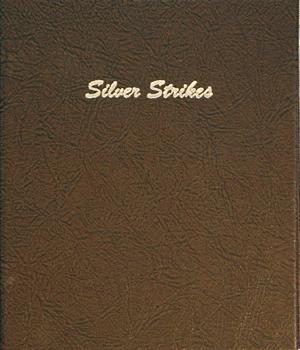 Silver Strikes 2x2 - Dansco Coin Album 7004 Silver Strikes 2x2 Dansco Coin Album , Dansco, 7004