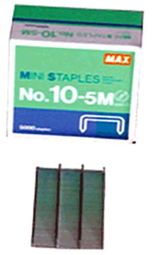 Max 10-5M Mini Staples Max 10-5M Mini Staples, Max USA Corp, 10-5M