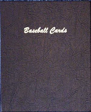 Baseball Card Dansco Album 7015 Baseball Card Dansco Album , Dansco, 7015