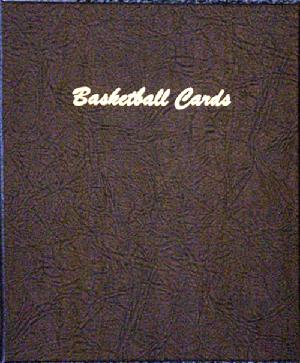 Basketball Card Dansco Album 7016 Basketball Card Dansco Album , Dansco, 7016