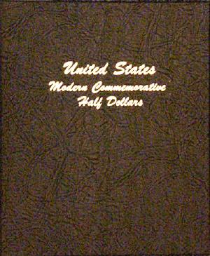 Modern Commemorative Half Dollar - Dansco Coin Album 7063