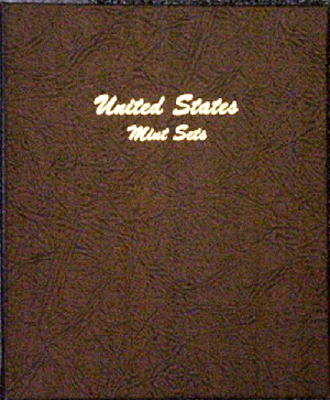 U.S. Mint Sets - Dansco Coin Album 7092 U.S. Mint Sets Dansco Coin Album , Dansco, 7092